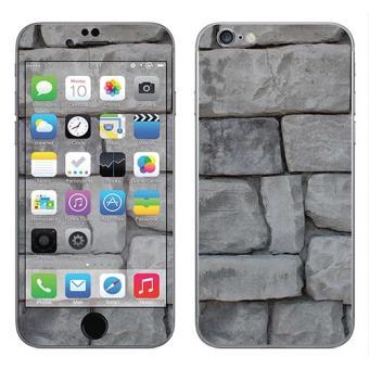 skin stickers pour apple iphone 6 sticker mur de pierres achat prix fnac. Black Bedroom Furniture Sets. Home Design Ideas