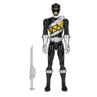 Dino charge ranger noir de power rangers - Power rangers dore ...