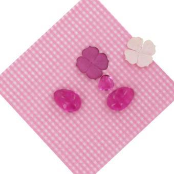 serviette papier vichy rose paper design achat prix fnac. Black Bedroom Furniture Sets. Home Design Ideas
