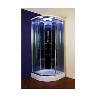 Cabine de douche piraeus 90 90 215 cm achat prix fnac - Cabine de douche premier prix ...