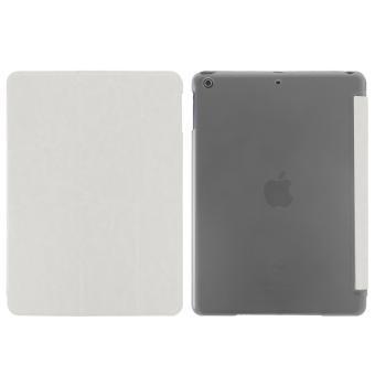 etui housse pour tablette ipad air blanc avec support achat prix fnac. Black Bedroom Furniture Sets. Home Design Ideas