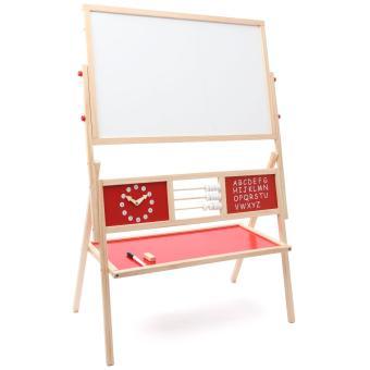 tableau double face en bois achat prix fnac. Black Bedroom Furniture Sets. Home Design Ideas