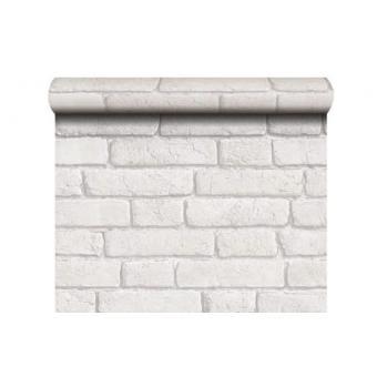 papier peint brique ancienne blanche achat prix fnac. Black Bedroom Furniture Sets. Home Design Ideas
