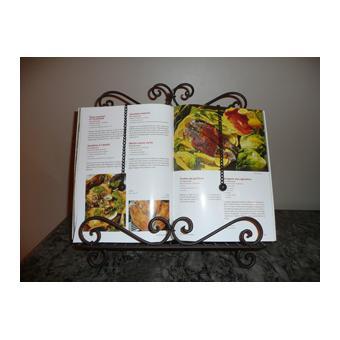 lutrin de cuisine antique 32x8x34cm achat prix fnac. Black Bedroom Furniture Sets. Home Design Ideas
