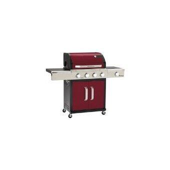 barbecue gaz landmann triton pts 4 1 bordeaux cuisiner. Black Bedroom Furniture Sets. Home Design Ideas