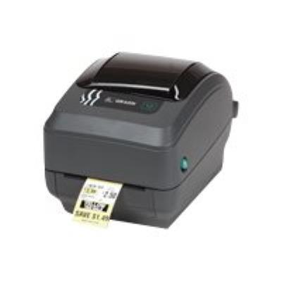 Les imprimantes desktop G-Series de Zebra sont compactes et offrent les meilleures vitesses et performances de leur catégorie pour une largeur d´impression allant jusqu´à 104 mm. Qu´il s´agisse du modèle de base GK ou du modèle GX doté de nombreuses fonct