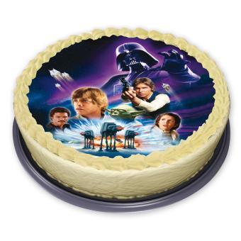 comestible Star Wars Star Wars imprimé en colorant alimentaire