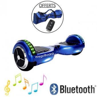 skateboard electrique hoverboard wegoboard prestige bleu acheter sur. Black Bedroom Furniture Sets. Home Design Ideas