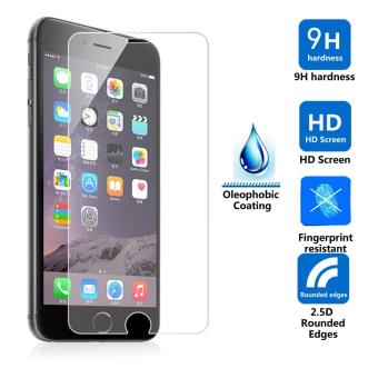 vitre protection d 39 ecran en verre tremp incassable tempered glass iphone 6 plus achat prix. Black Bedroom Furniture Sets. Home Design Ideas