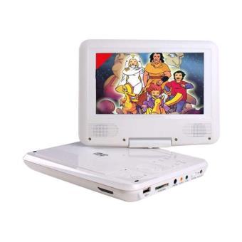 Lecteur DVD portable TAKARA VR122 BLANC 7\