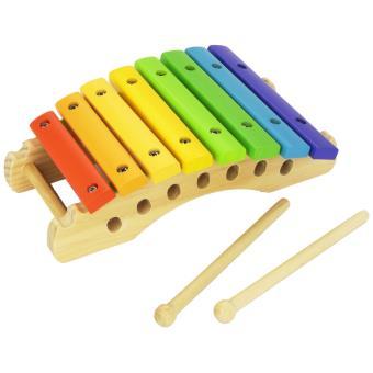xylophone multicolore en bois chicco achat prix fnac. Black Bedroom Furniture Sets. Home Design Ideas