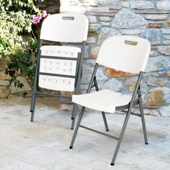 Chaise D 39 Appoint Pliante Portable Pour Banquet Et Pique