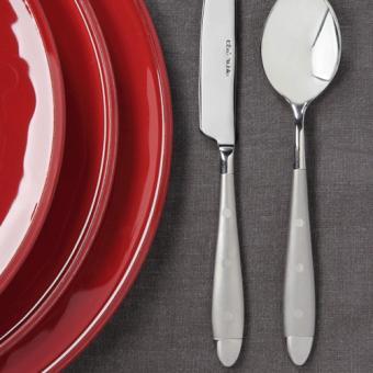 cot table constance assiette plate 28cm rouge en faience par6 achat prix fnac. Black Bedroom Furniture Sets. Home Design Ideas