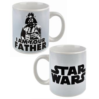 mp Mug dark vador i am your father star wars