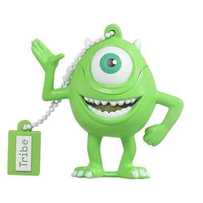 Tribe 8GB Monster&Co. Capacité 8 Go, Type dinterface USB 2.0. Elément de format Casquette, Couleur Vert Caractéristiques - Capacité 8 Go - Type dinterface USB 2.0 - Elément de format Casquette - Couleur Vert - Quantité 1