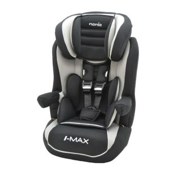 nania i max sp luxe isofix agora black si ge auto groupe. Black Bedroom Furniture Sets. Home Design Ideas