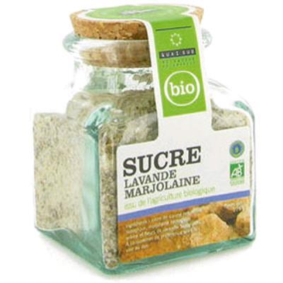Image du produit Sucre aromatisé Lavande Marjolaine bio