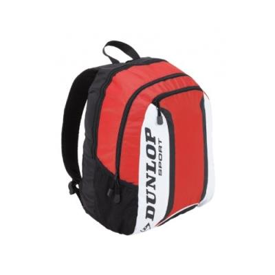 Dunlop Club Backpack Red Club Sac À Dos Rouge pour 35€