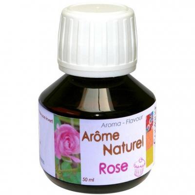 Image du produit Arôme Naturel Rose Scrapcooking
