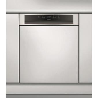 lave vaisselle avec bandeau whirlpool wrbc3c24px achat. Black Bedroom Furniture Sets. Home Design Ideas