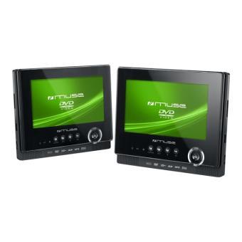 mp MUSE M  CVB lecteur DVD avec ecran LCD affichage po externe w