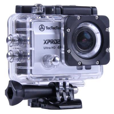 NOUVEAUTE: Vous avez aimé la XPRO1? Vous allez adorer la XPRO2! Sortie fin novembre 2015, l´action cam XPRO2 de TecTecTec est une caméra de sport WiFi 4K Ultra HD dernière génération idéale pour filmer vos exploits dans tous les détails!