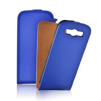 etui flip slim avec fermeture aimant pour nokia 610 bleue achat prix fnac. Black Bedroom Furniture Sets. Home Design Ideas