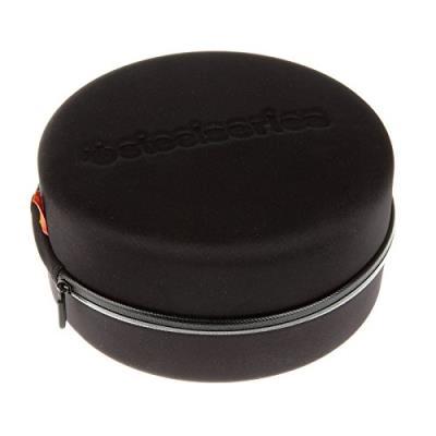 Compact Et Idéal Pour Lélégance Dune Protection Rigide Pour Casque Steelseries 9H-Noir