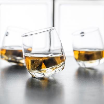 Image du produit Verres à Whisky toupie (Set de 6 verres)
