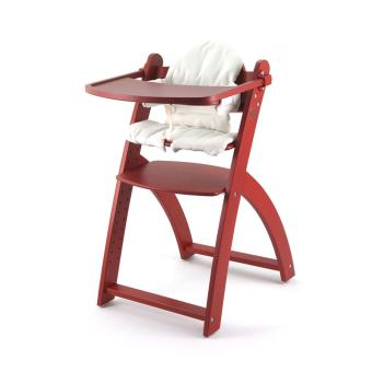 First baby safety chaise haute yaris rouge avec for Chaise haute safety 1st baby relax