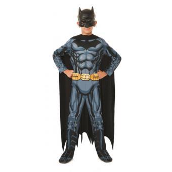 costume batman dc comics pour enfant 3 4 ans achat prix fnac. Black Bedroom Furniture Sets. Home Design Ideas