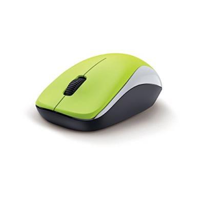 Genius Souris optique NX-7000 , sans fil, vertsouris optique 3 touches avec molette, 2,4 GHz jusqu´à 10 m,résolution: 1200 dpi, Plug and Play, symétrique, adapté pourdroitiers et gauchers, fonctionne avec Windows 7, Mac OS10.4+ ou au delà, dimensions: (L)