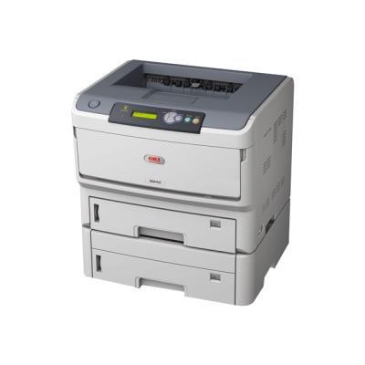 Révolutionnez vos documents avec la B840, une imprimante A3 offrant la rapidité, la polyvalence et le faible encombrement d´un modèle A4. Equipée de la technologie d´impression LED numérique signée OKI, délivre des impressions en mono d´une incroyable net