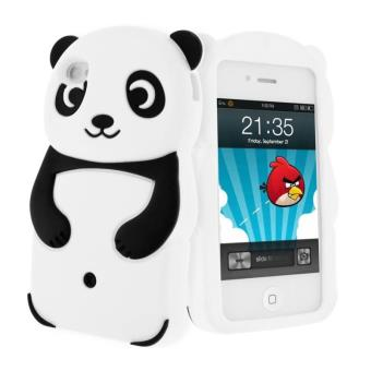 coque silicone panda pour iphone 6s achat prix fnac. Black Bedroom Furniture Sets. Home Design Ideas