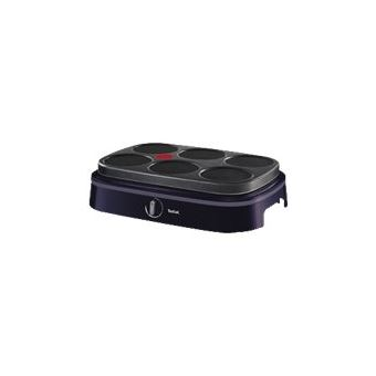 Tefal simply invents py 604413 crep 39 party dual grill - Appareil a crepe professionnel ...