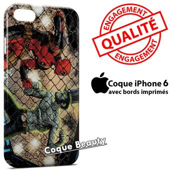 coque iphone 6 deadpool achat prix fnac. Black Bedroom Furniture Sets. Home Design Ideas