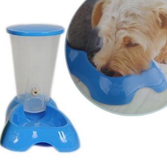 distributeur de croquettes pour chat et chien bleu achat prix fnac. Black Bedroom Furniture Sets. Home Design Ideas
