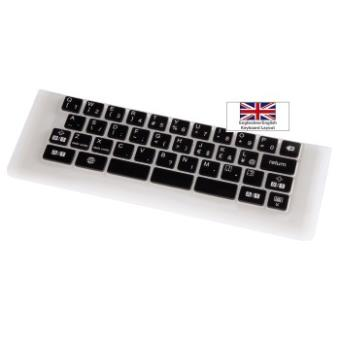 hama clavier silicone pour apple ipad version anglaise du clavier qwerty achat prix fnac. Black Bedroom Furniture Sets. Home Design Ideas