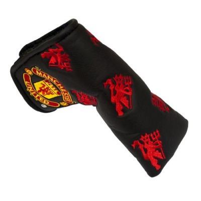 Manchester United Couvre-bois (noir Rouge Jaune) pour 35€