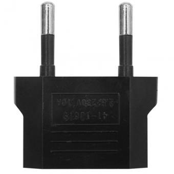 cabling adaptateur de prise lectrique usa vers france. Black Bedroom Furniture Sets. Home Design Ideas