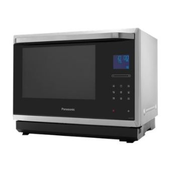 Panasonic nn cf873sepg four micro ondes combin grill - Difference entre micro onde grill et combine ...