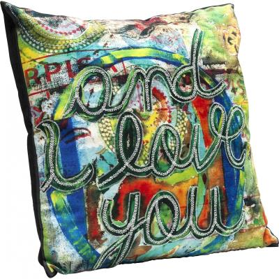 Coussin And I Love You 45x45 Kare Design