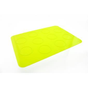 c coa ring feuille de cuisson macaron silicone 10 disques vert achat prix fnac. Black Bedroom Furniture Sets. Home Design Ideas