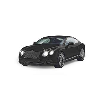 bentley continental gt speed noire 27 mhz achat prix fnac. Black Bedroom Furniture Sets. Home Design Ideas
