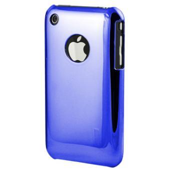 Coque miroir bleu pour iphone 3g 3g s achat prix fnac for Application miroir pour iphone