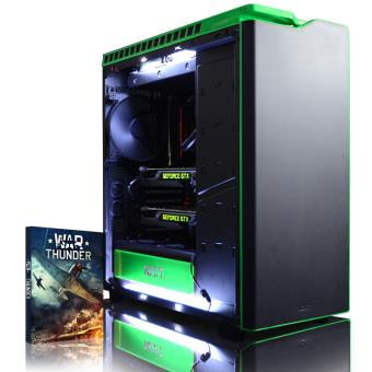 vibox legend 36 pc gaming ordinateur de bureau avec windows 10 4 4ghz intel i7 5960x 8 core. Black Bedroom Furniture Sets. Home Design Ideas