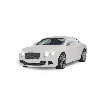bentley continental gt speed blanche 40 mhz achat prix. Black Bedroom Furniture Sets. Home Design Ideas