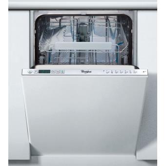 lave vaisselle tout integrable 45 cm whirlpool adg 402. Black Bedroom Furniture Sets. Home Design Ideas