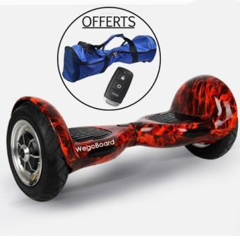 skateboard electrique hoverboard wegoboard 4x4 flame. Black Bedroom Furniture Sets. Home Design Ideas