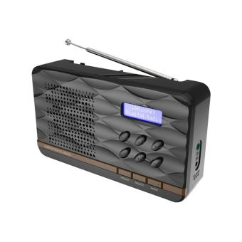 soundmaster dab500sb radio portative dab achat prix fnac. Black Bedroom Furniture Sets. Home Design Ideas